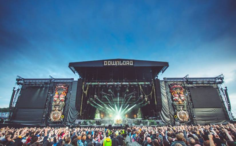 65 new bands just announced at Download2018!