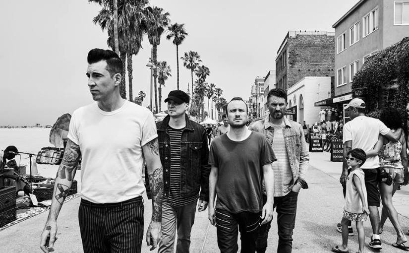 LISTEN – Theory of a Deadman release new single 'Wake Up Call'