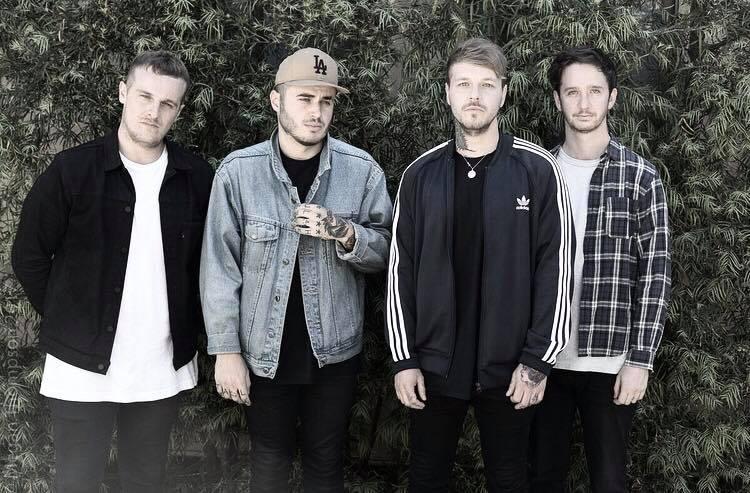 Moose Blood announce 2018 UKtour