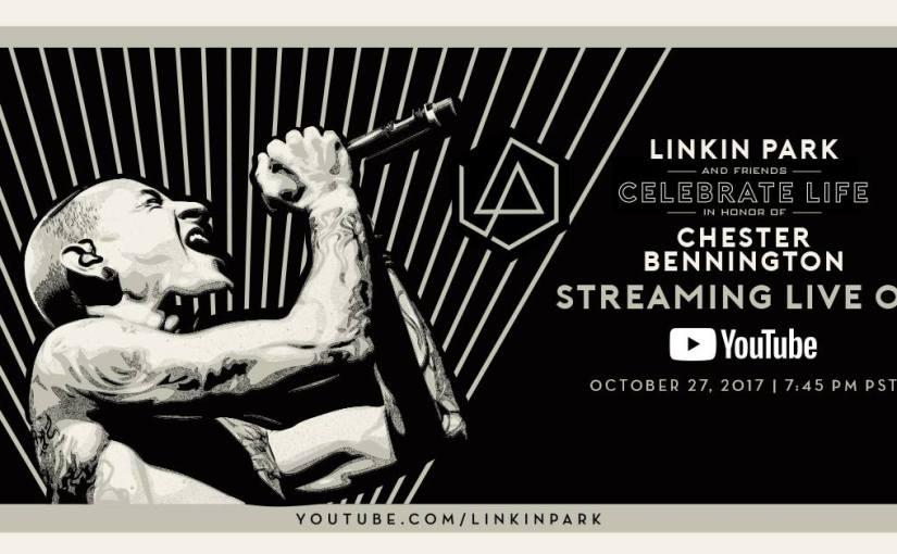 Linkin Park to stream Chester Bennington tributeshow