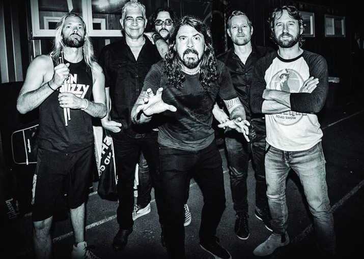 Foo Fighters sell out UKdates