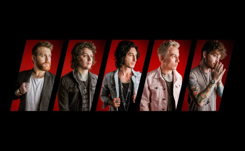 Asking Alexandria announce details on new album
