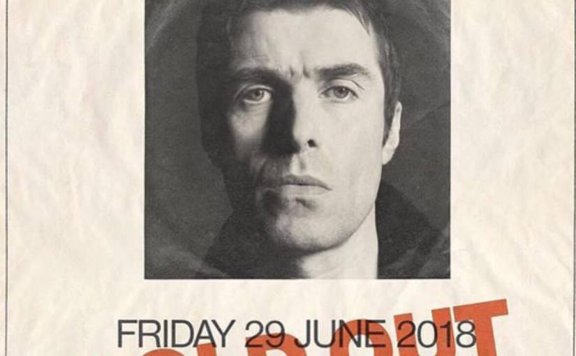 Liam Gallagher sold out Finsbury Park show in a matter of hours