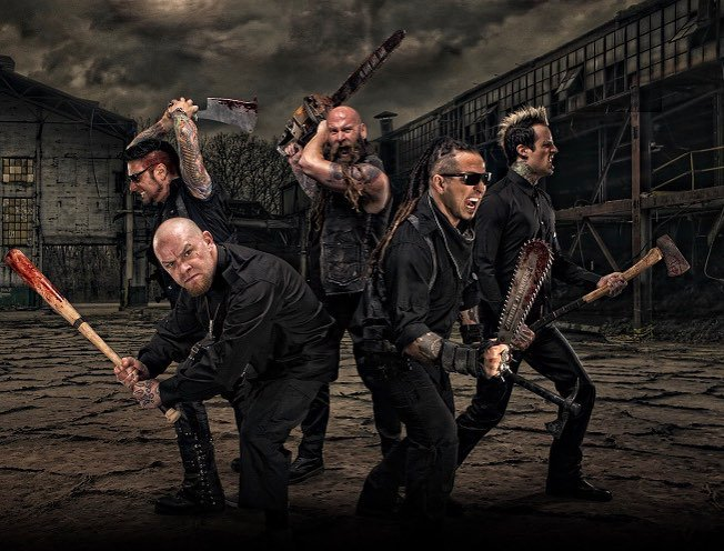Five Finger Death Punch settle label lawsuit