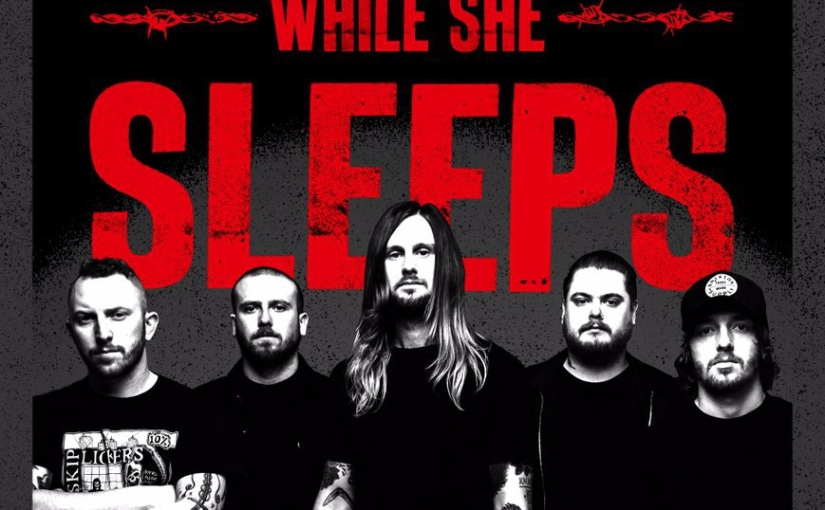 While She Sleeps announce UK tour!