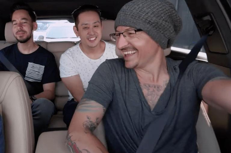 WATCH – Linkin Park episode of CarpoolKaraoke