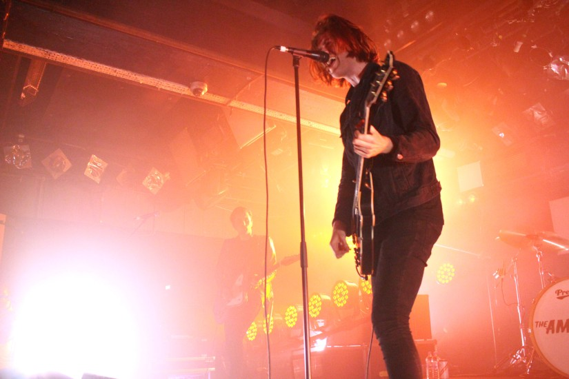 Gallery – The Amazons and Pale White – The Waterfront –Norwich