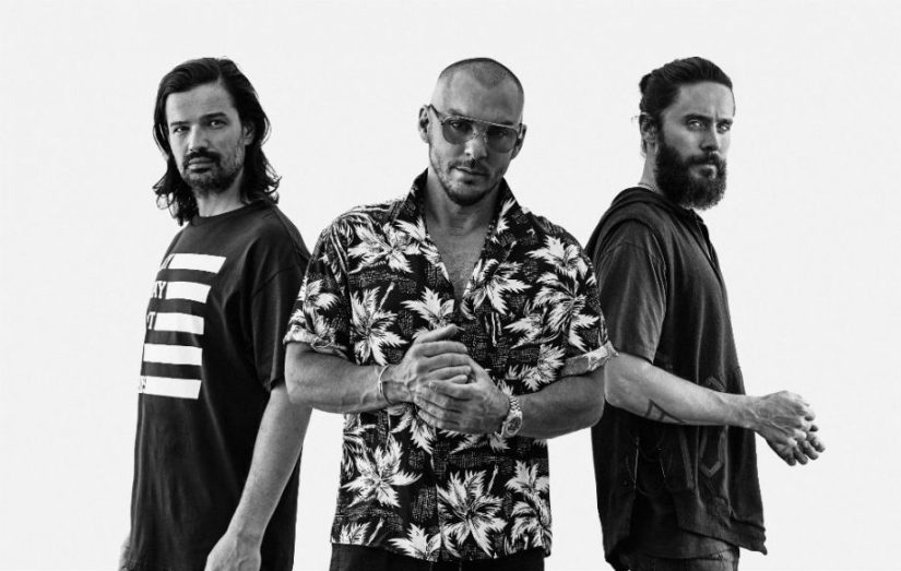 Thirty Seconds to Mars returning with Europeantour