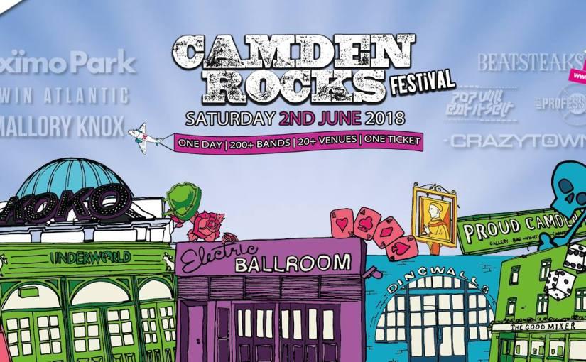 Camden Rocks has just gotten evenbigger!