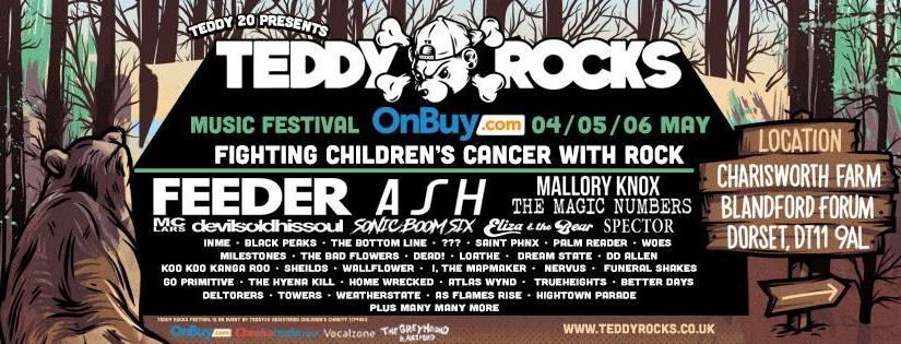Teddy Rocks Festival drop their full lineup