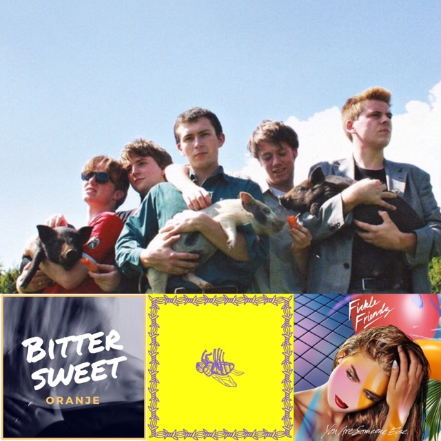 The Vaccines, Shame and Oranje all feature on this week's NoisyPlaylist!