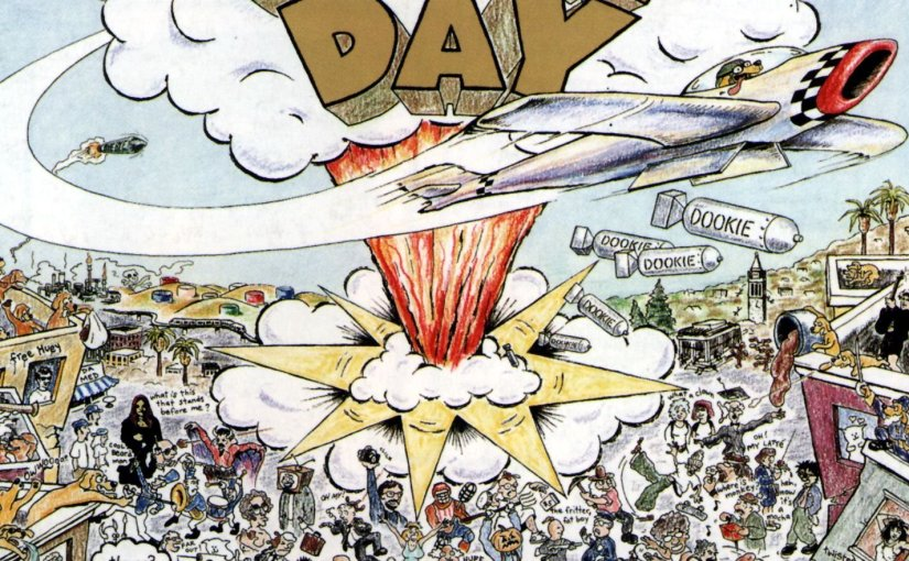 Green Day's 'Dookie' turns 24today!