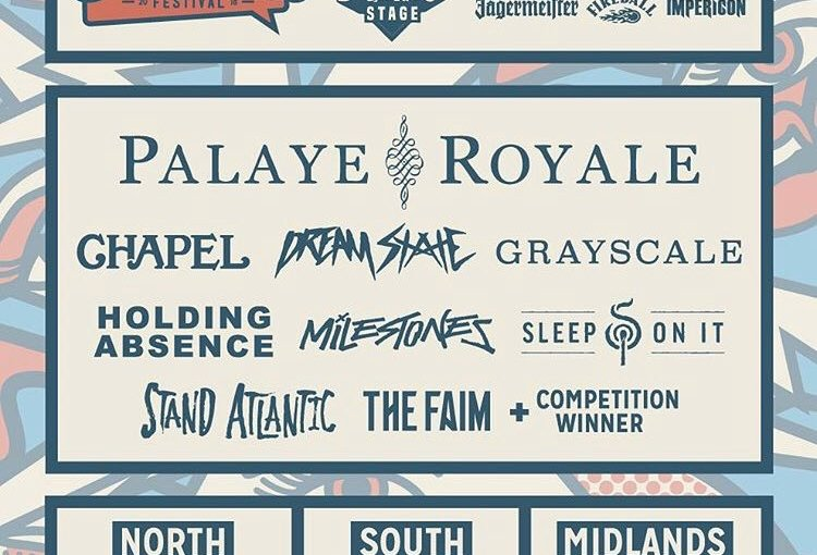Slam Dunk Festival 2018 Breakout Stage line-up announced
