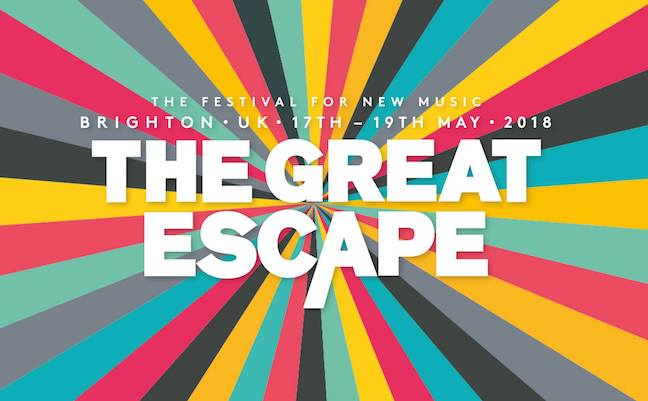 The Great Escape announces new beach venues and adds more than 80 new acts to theline-up!