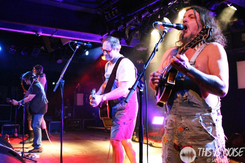 LIVE REVIEW: Hayseed Dixie + Emma McGrath live at TheWaterfront