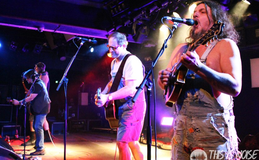 LIVE REVIEW: Hayseed Dixie + Emma McGrath live at The Waterfront