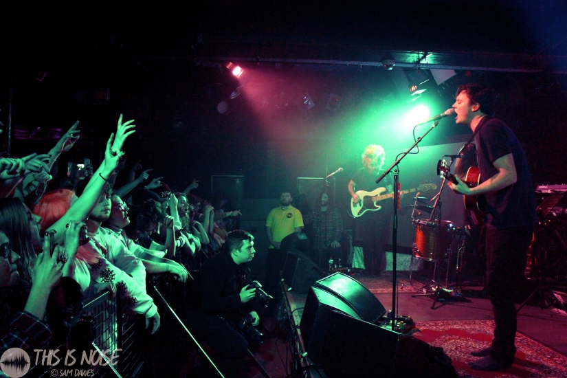 LIVE REVIEW: The Front Bottoms + The Smith Street Band + Brick and Mortar live at the Waterfront,Norwich