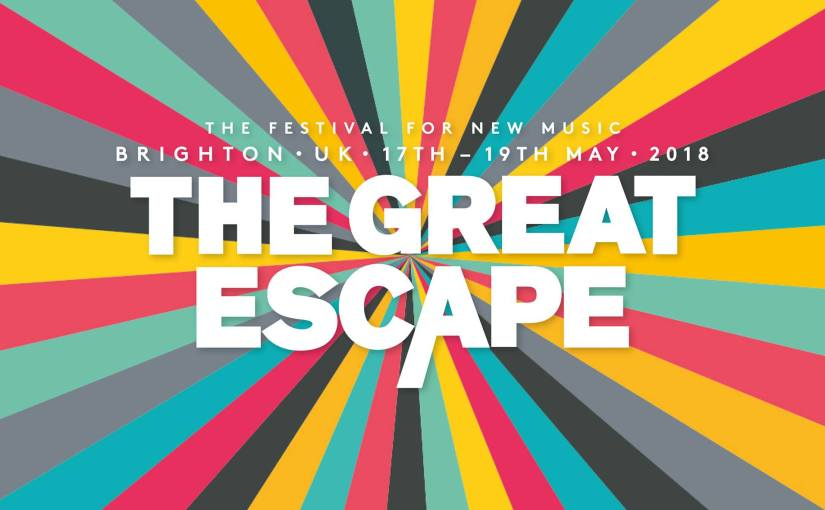 The Great Escape announces 100 new acts to it's 2018line-up!