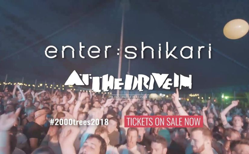 2000 Trees add 20 more bands to the line up!