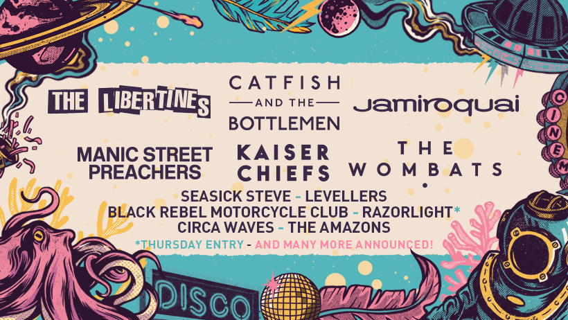 Y Not Festival add more names to it's 2018 line-up