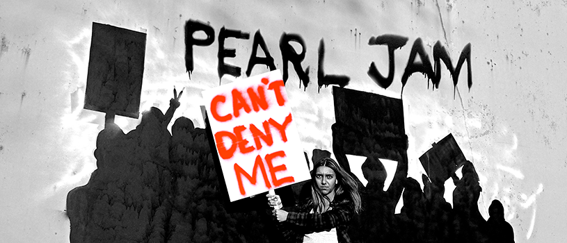 NEW RELEASE: Pearl Jam release new single + New album on theway