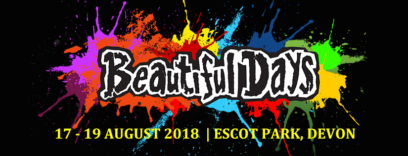 'A Riot of Colour' – Beautiful Days returns with an unmissable line-up