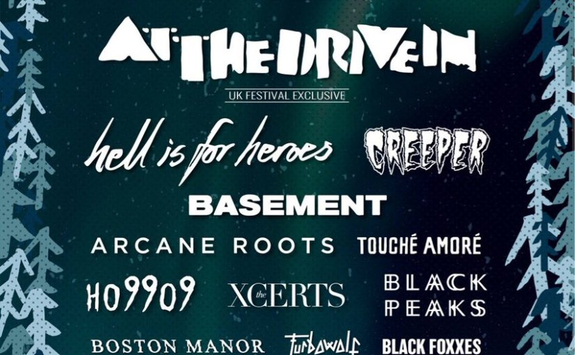 2000TREES adds more names to it's 2018 line up!
