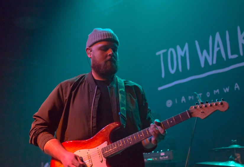 LIVE REVIEW: Tom Walker + The Beach live at Norwich Arts Centre