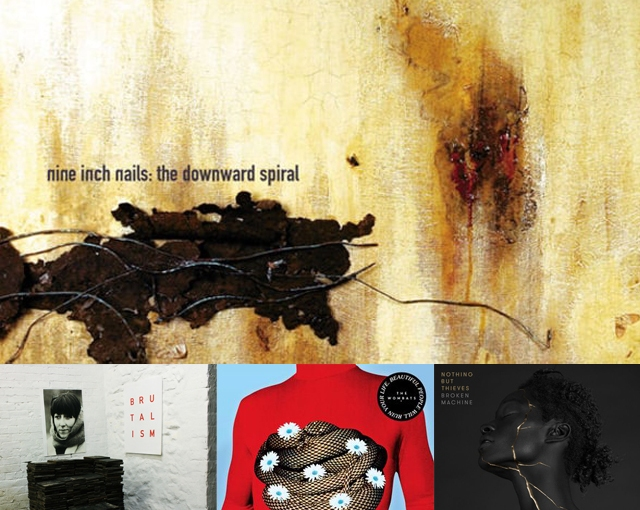Nine Inch Nails, Idles and The Wombats all feature on this week's NoisyPlaylist!