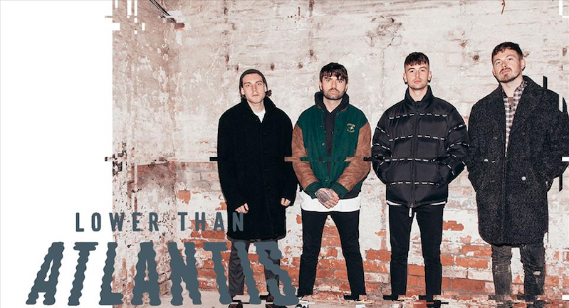 Watch Lower Than Atlantis' latest video for 'I Would'