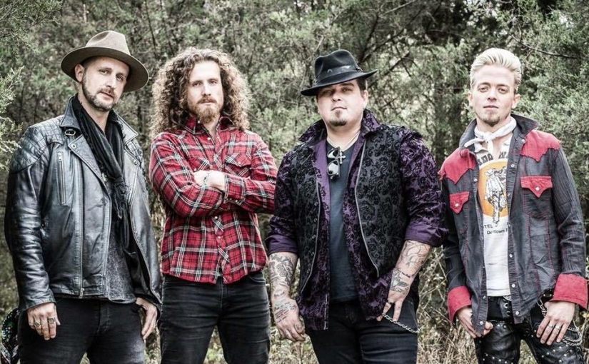 New Noise 20/4: Black Stone Cherry, Blossoms, DMA's andmore