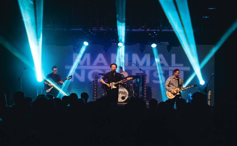 Ska is alive and kicking with Mammal Not Fish's latestEP