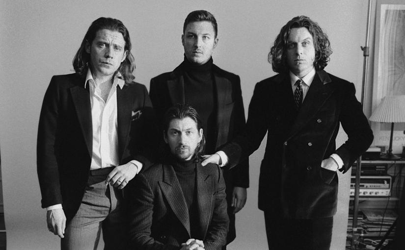 Arctic Monkeys unveil September tourdates!
