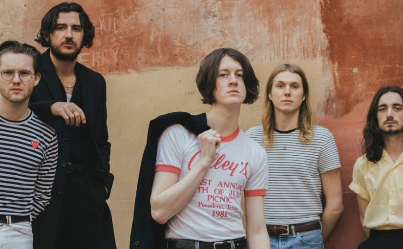 New Noise 27/4: Blossoms, The Baskervilles, Parcels and more