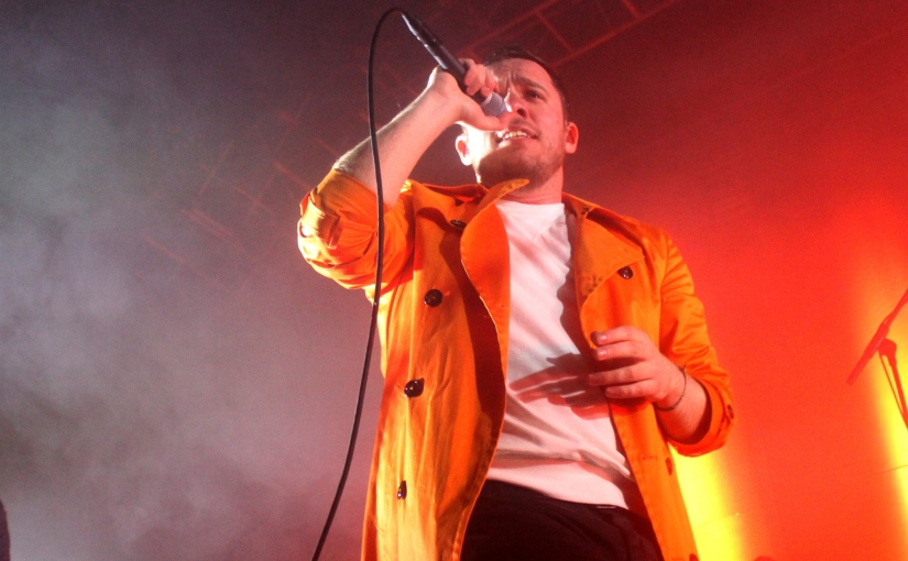 LIVE REVIEW: Everything Everything + Pumarosa at UEANorwich