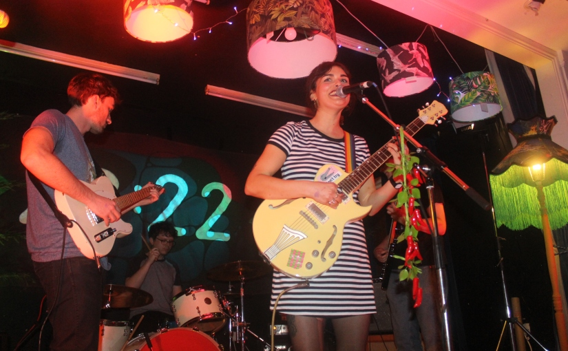 LIVE REVIEW – Bessie Turner 22:22 Album Launch at ManorBallroom