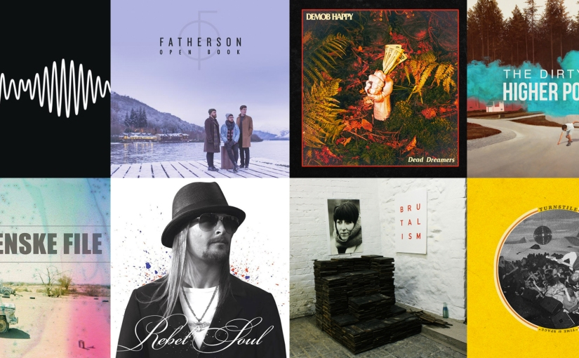 Turnstile, Kid Rock and Fatherson all in this week's NoisyPlaylist!