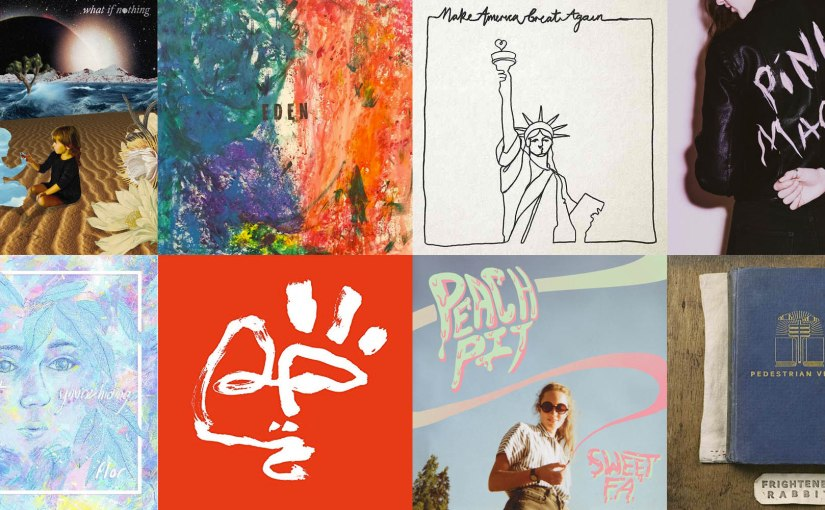 Frank Turner, Walk the Moon and Flor in this week's NoisyPlaylist