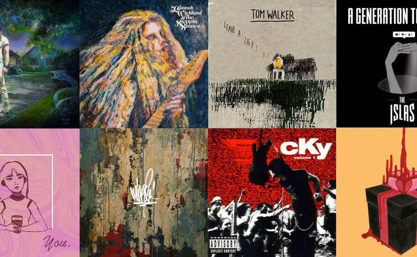 Andrew W.K, Tom Walker and The Wombats all in this week's NoisyPlaylist