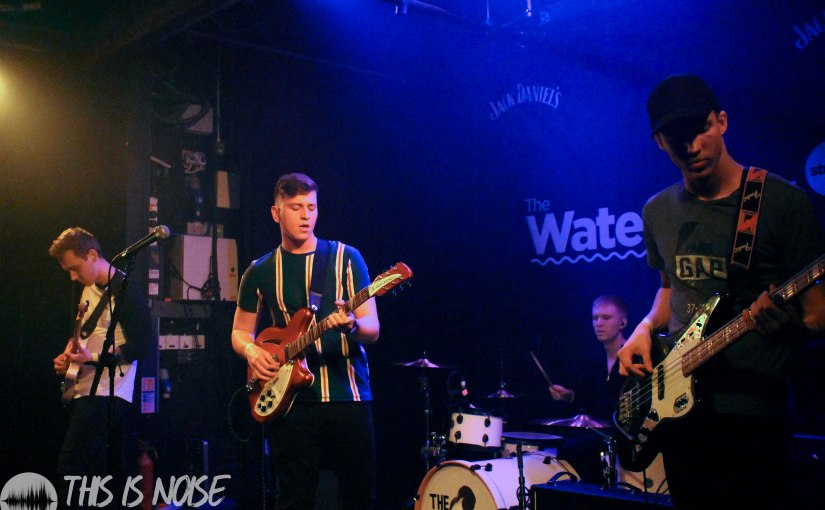 LIVE REVIEW: The Islas + History & Lore + Pedro at The Waterfront Studio