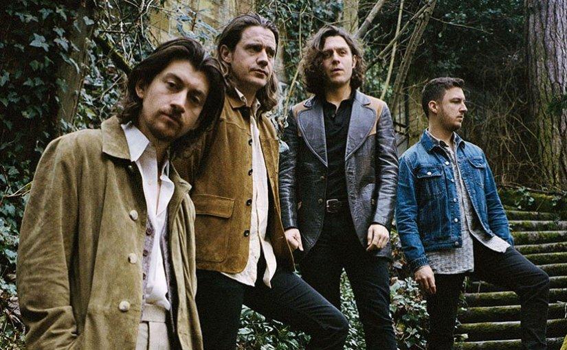 New Noise 11/05:  Arctic Monkeys, Yonaka, Sea Girls andmore!