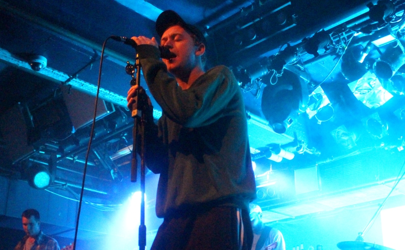 LIVE REVIEW: DMA's + Planet at The Waterfront
