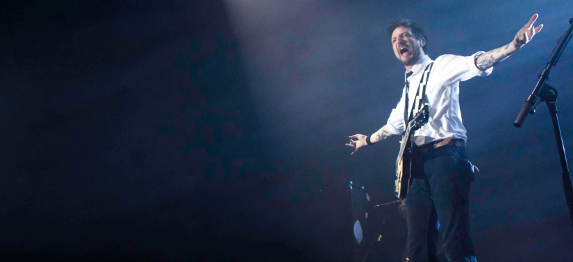 LIVE REVIEW – Frank Turner + Arkells + The Homeless Gospel Choir at TheUEA