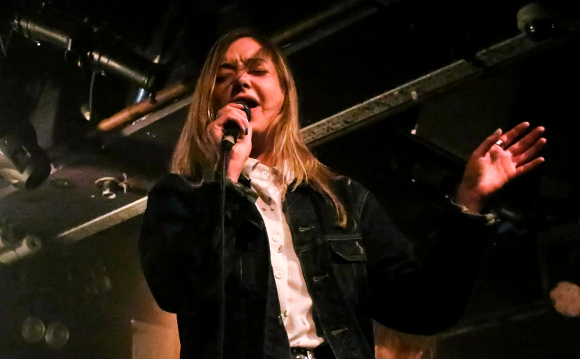 LIVE REVIEW – Marmozets + Black Peaks at the Waterfront