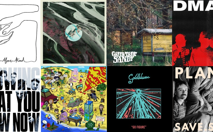Frank Turner, DMA'S and Tundra all in this week's NoisyPlaylist!