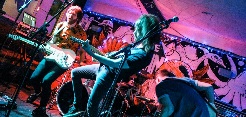 LIVE REVIEW: The Baskervilles + Brixton Alley + Saving Scarlett at The Swan