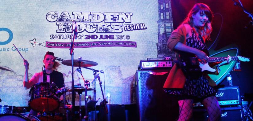 FESTIVAL REVIEW: Camden Rocks 2018 Part2