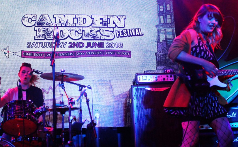 FESTIVAL REVIEW: Camden Rocks 2018 Part 2