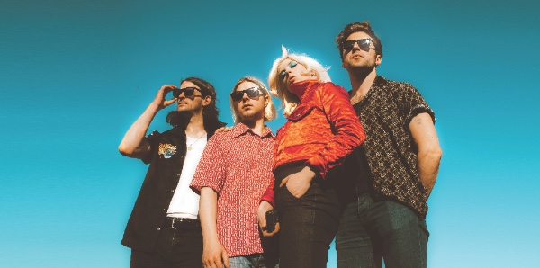 Black Honey have announced their self-titled debutalbum!