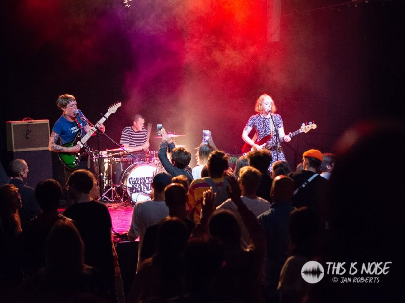 Gaffa Tape Sandy + support @ Norwich Arts Centre 10th August2018